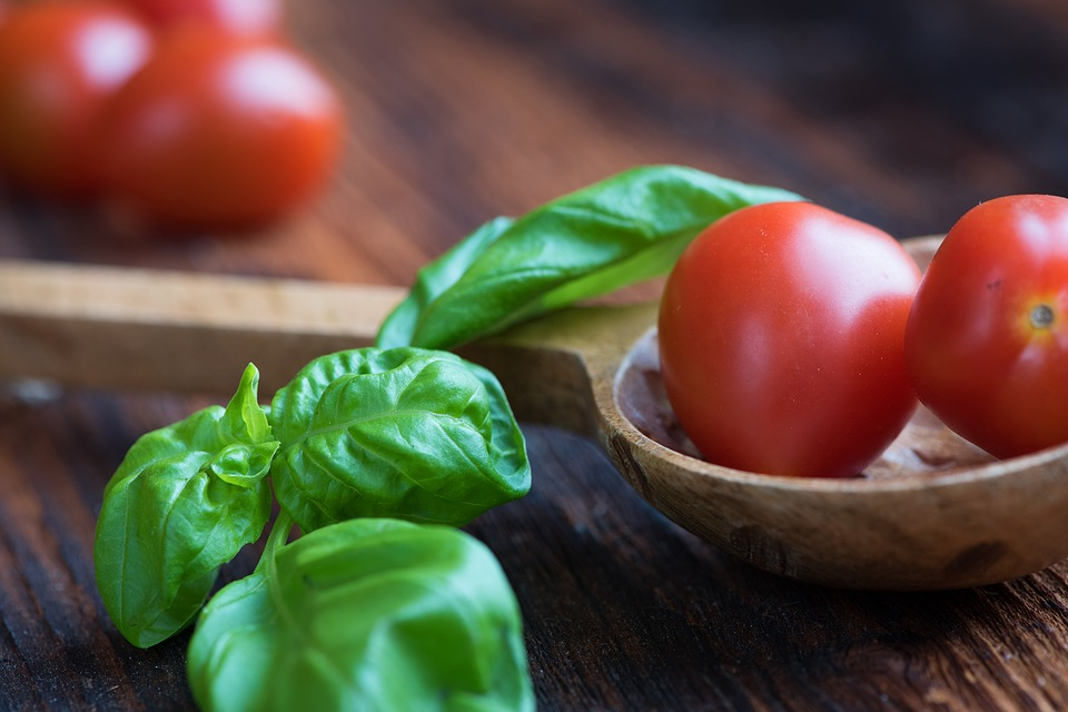 Tomaten rezept spaghetti pasta soja vegetarisch vegan