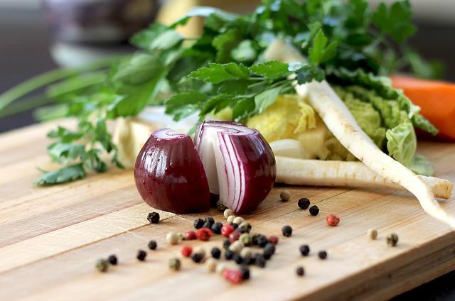 Gemüse Sojabraten